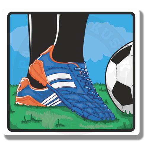 Футбольный мяч<br>