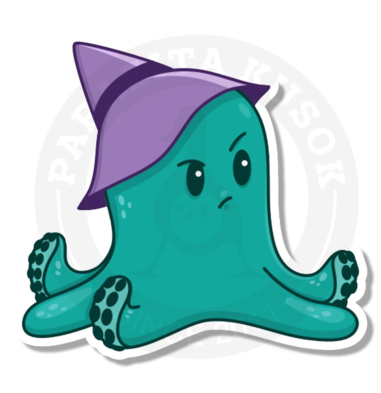 Маг-осьминог<br>