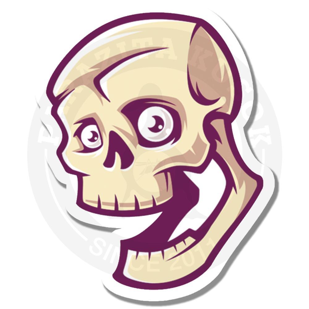 Веселый череп<br>