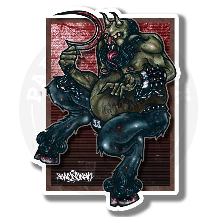 Демонюга<br>