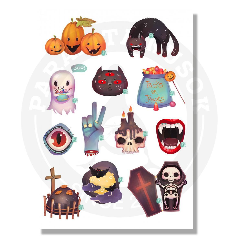 Хеллоуин<br>