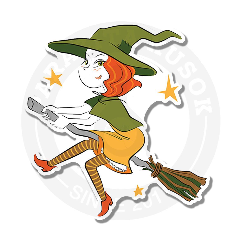 Милая ведьмочка<br>