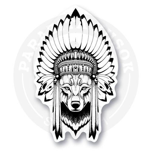 Волк-шаман<br>