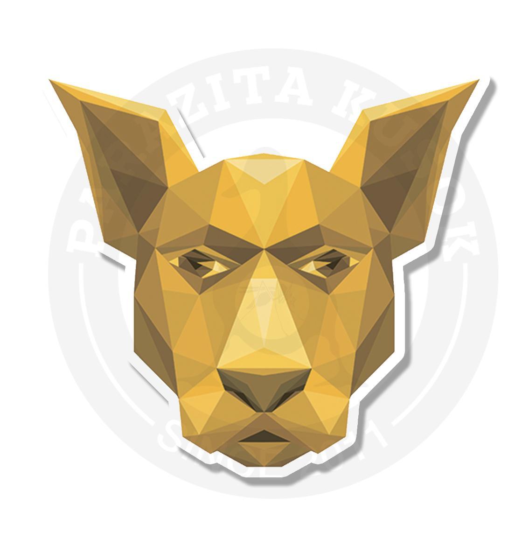 Желтая собака<br>