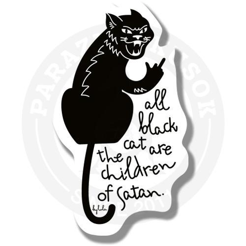 Черный кот<br>