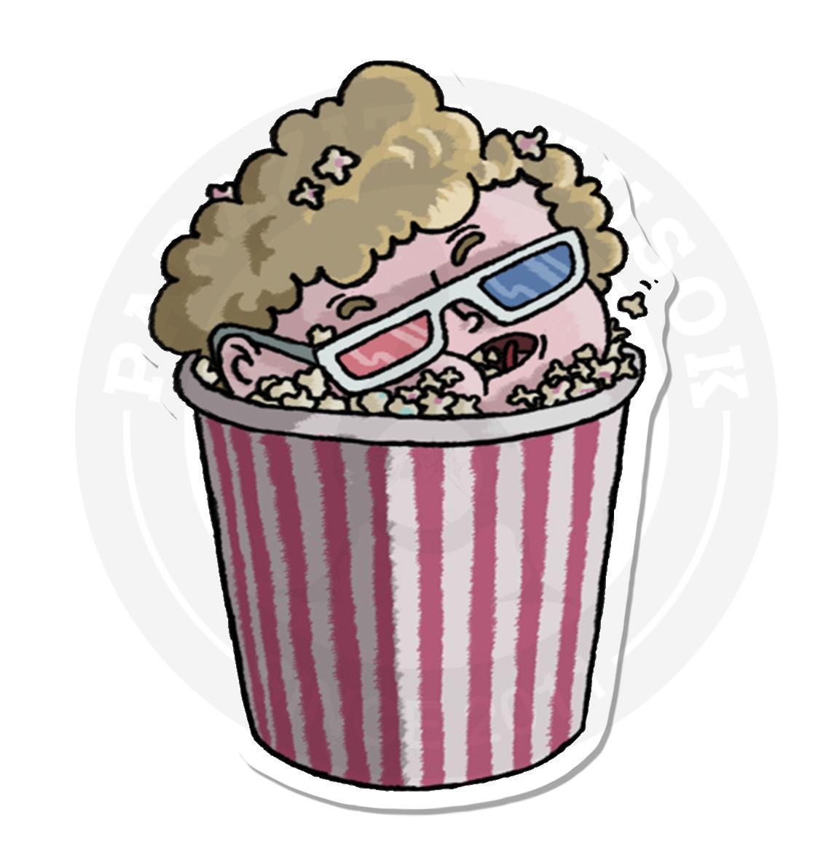 Фильм и попкорн<br>
