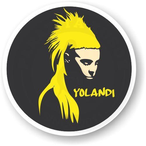 Die Antwoord - Yolandi<br>