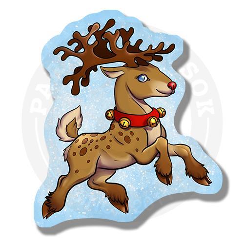 Рождественский олень<br>