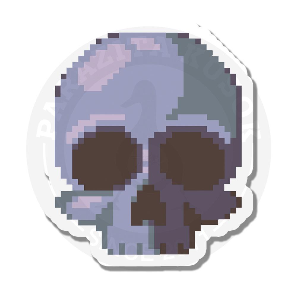 Сияющий череп<br>