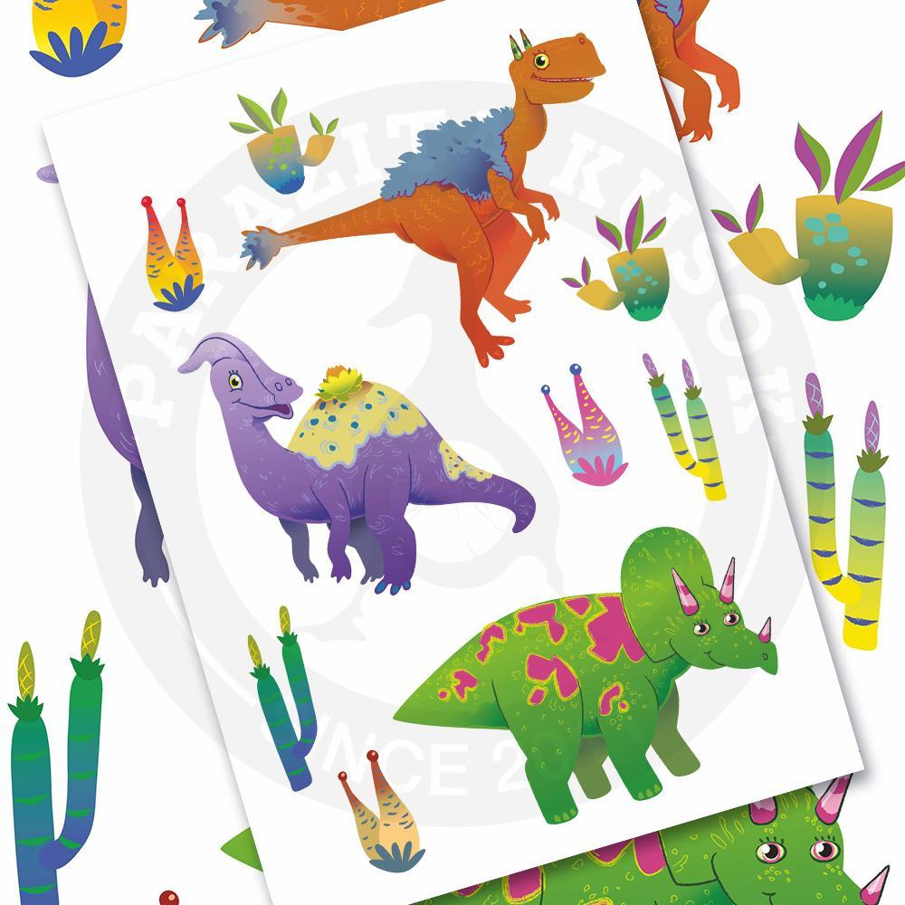 Добрые динозавры<br>