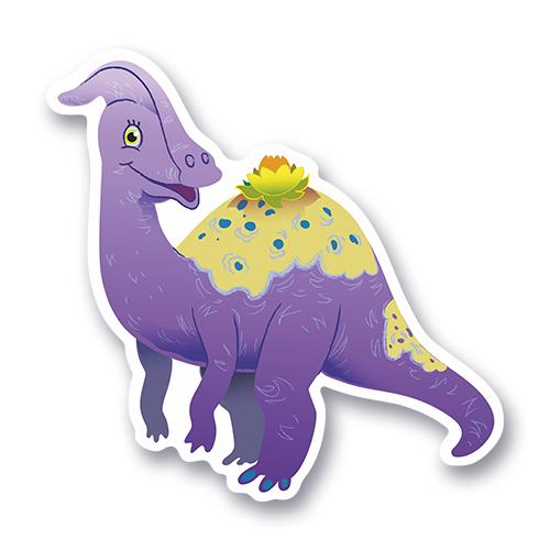 Добрый гадрозавр<br>