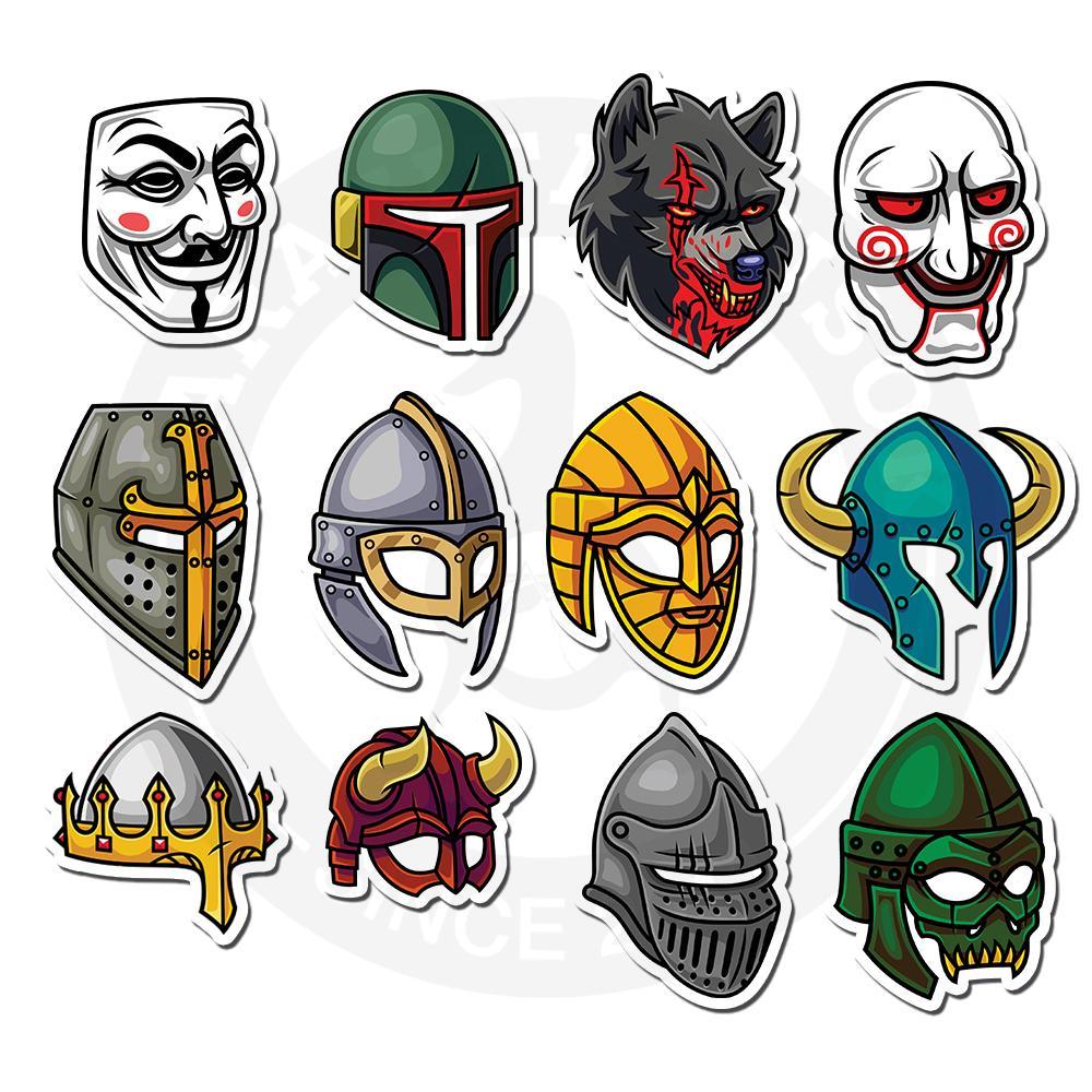 Шлемы и маски<br>