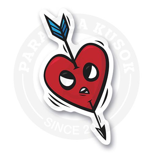 Funny heart 1<br>