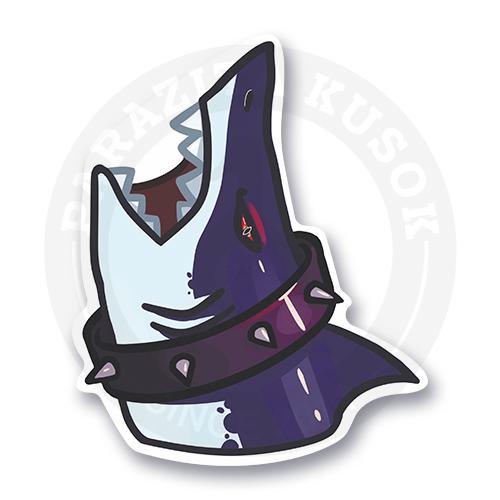 Злая акула<br>