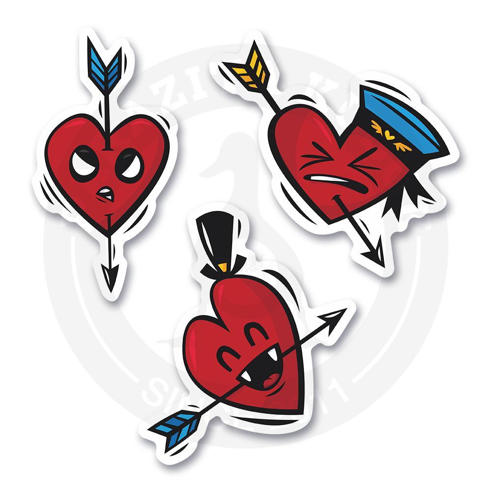 Funny hearts 2<br>