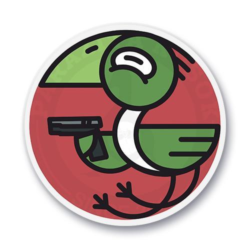 Птица с оружием<br>