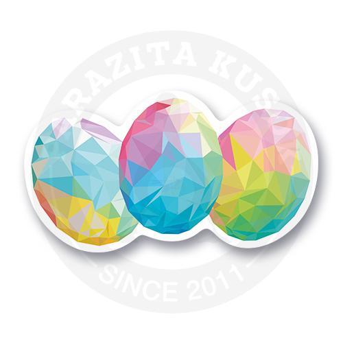 Лакшери пасхальные яйца.<br>