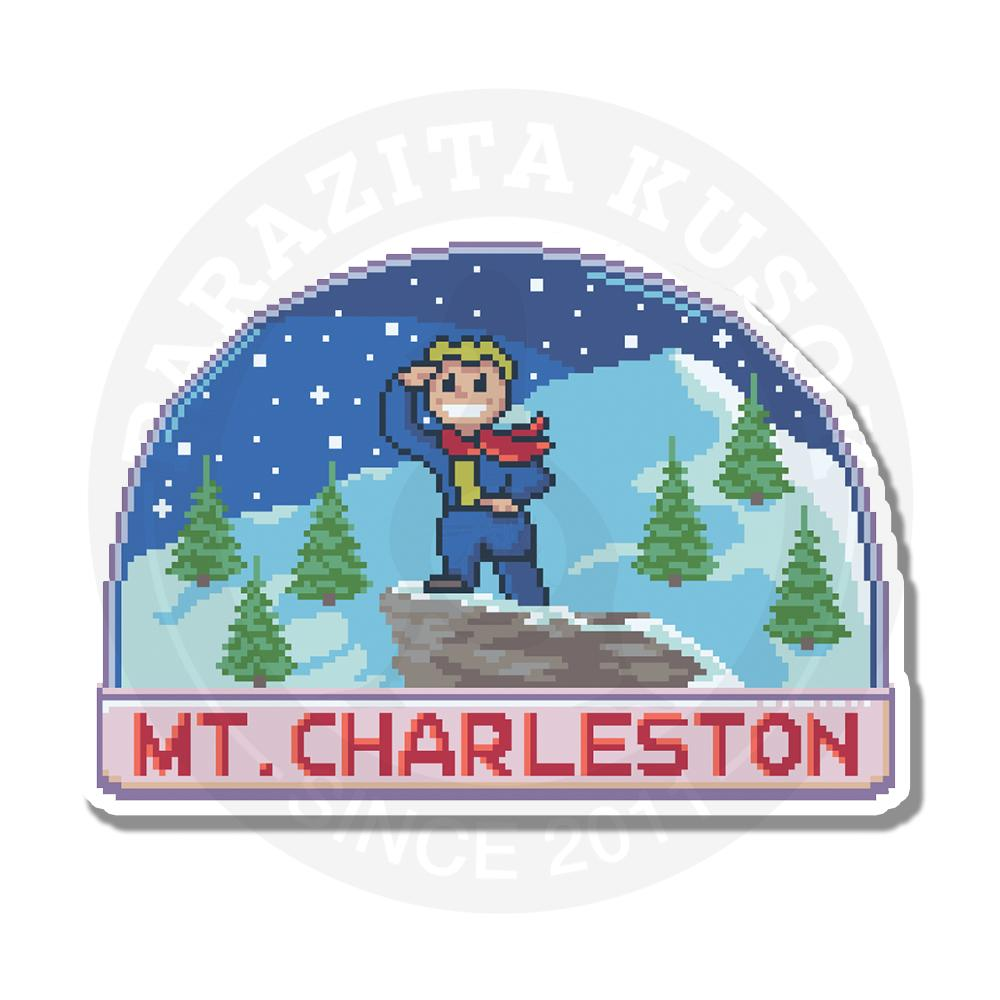 Mr. Charleston<br>