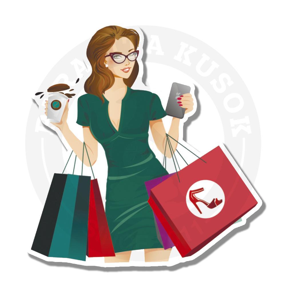 Леди и шоппинг<br>