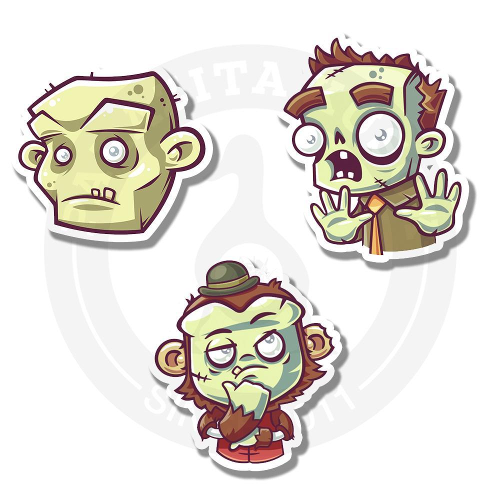 Зомби туса<br>