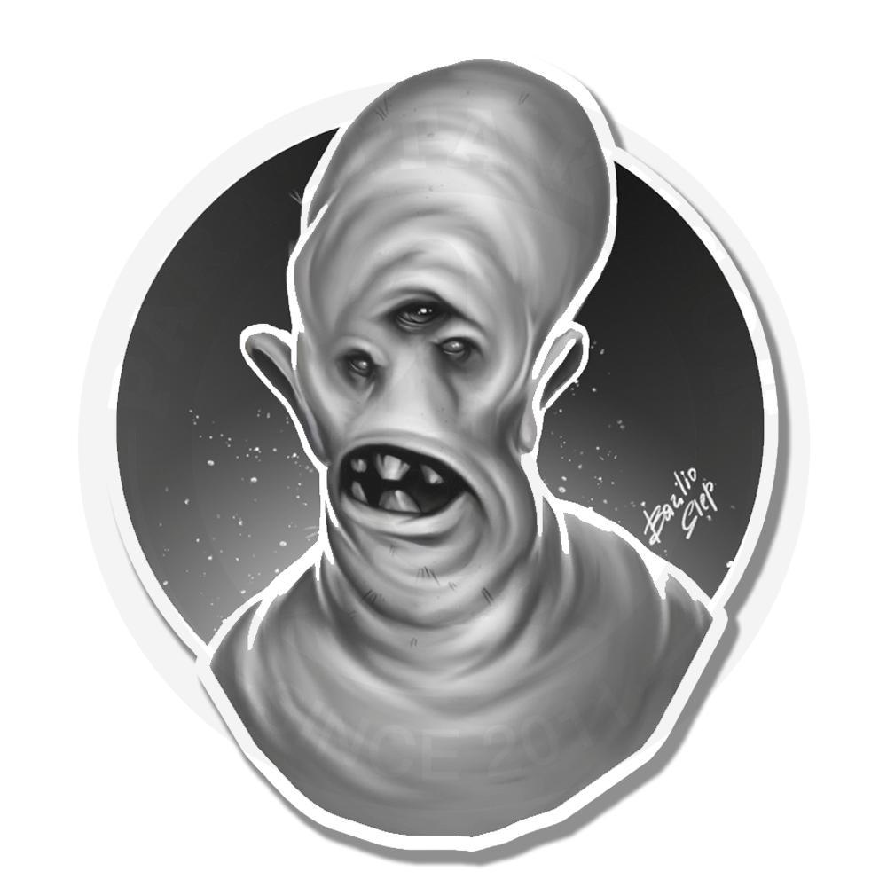 Инопланетный гость<br>