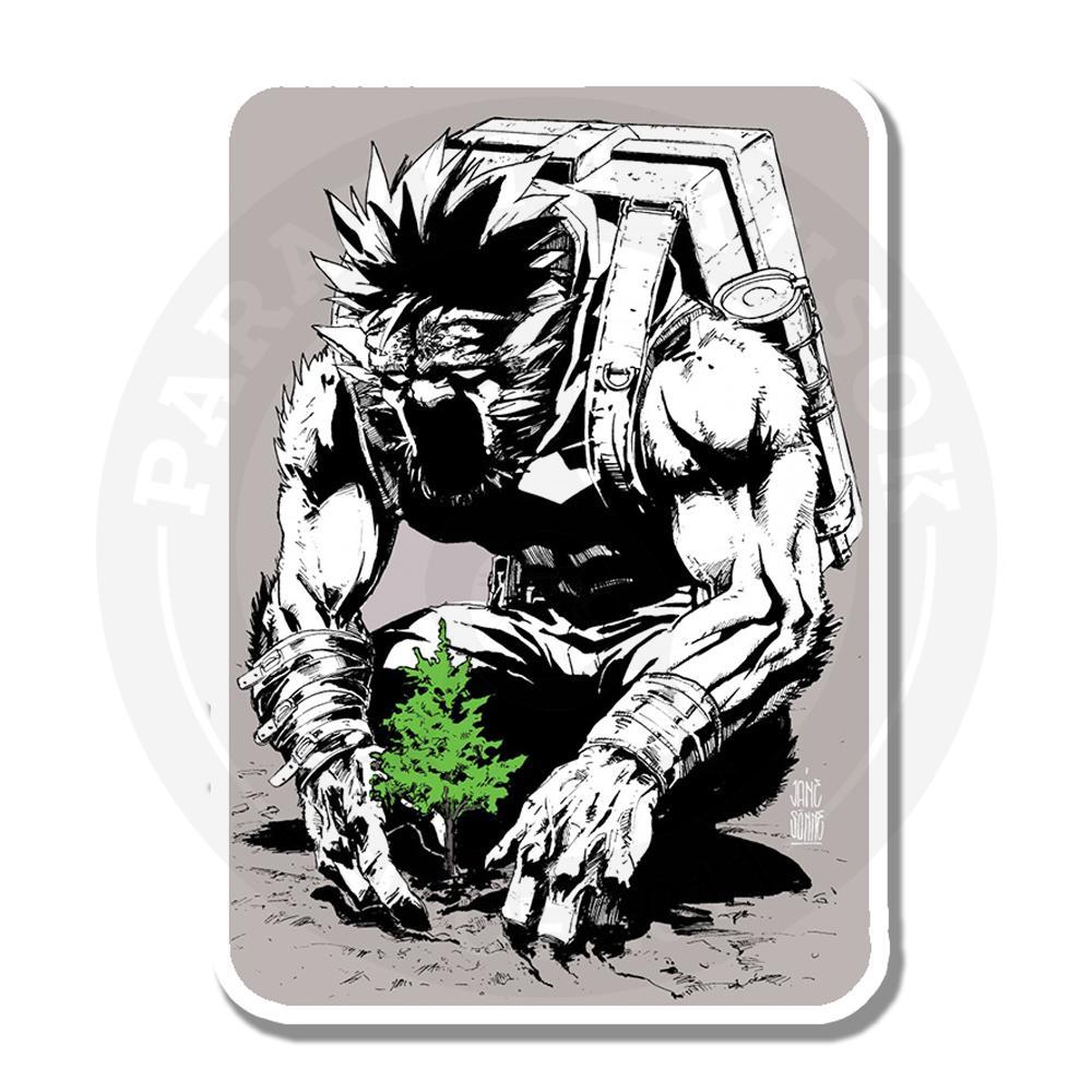 Житель леса<br>