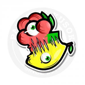 Фруктовый микс/Sticker Fruit mix<br>