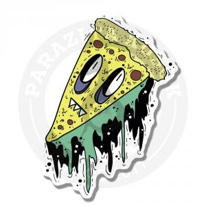 Зомби-пицца<br>