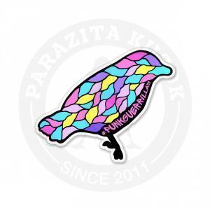 Птица для арт-группировки punkguerrillas<br>
