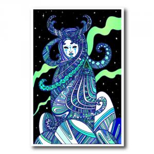 Древняя богиня<br>