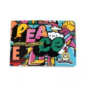 "Книги Стикербук ""Parazitakusok 5 - PEACE"""