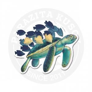 Морская черепашка по имени Наташка<br>