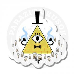 Стикер Билл Шифр / Gravity Falls<br>