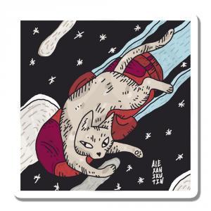 Котик в космосе<br>