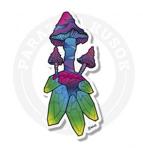 Кислотно-кристальные грибы<br>