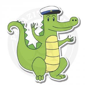 крокодил<br>