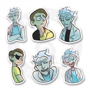 Рик и Морти / Rick and Morty<br>