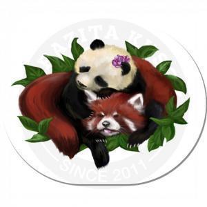 Панда обыкновенная и Панда малая<br>