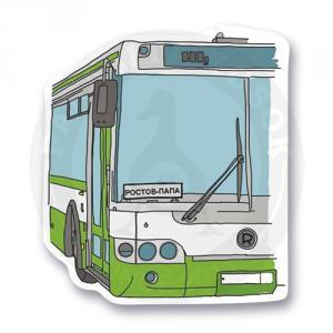 Автобус Ростов<br>