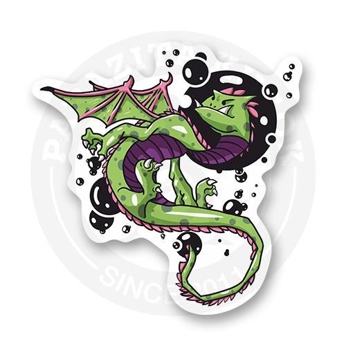 Стикер Дракон<br>