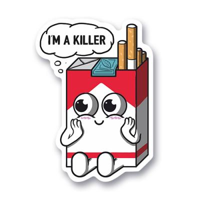 Стикер сигареты купить сигареты электронные купить в перми