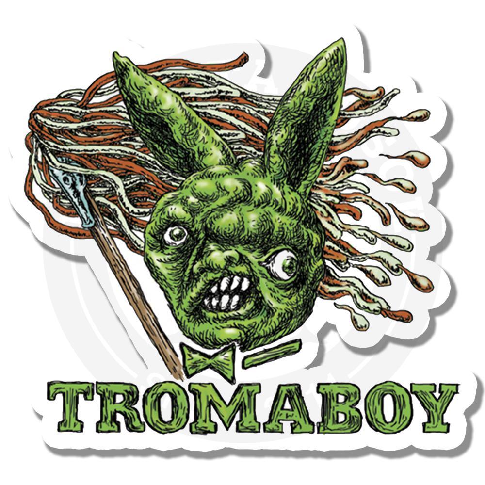 TromaBoy с шваброй<br>