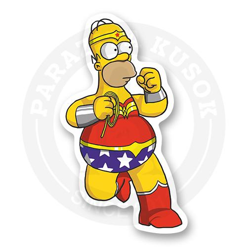 Стикер Чудо Гомер / Симпсоны / The Simpsons<br>