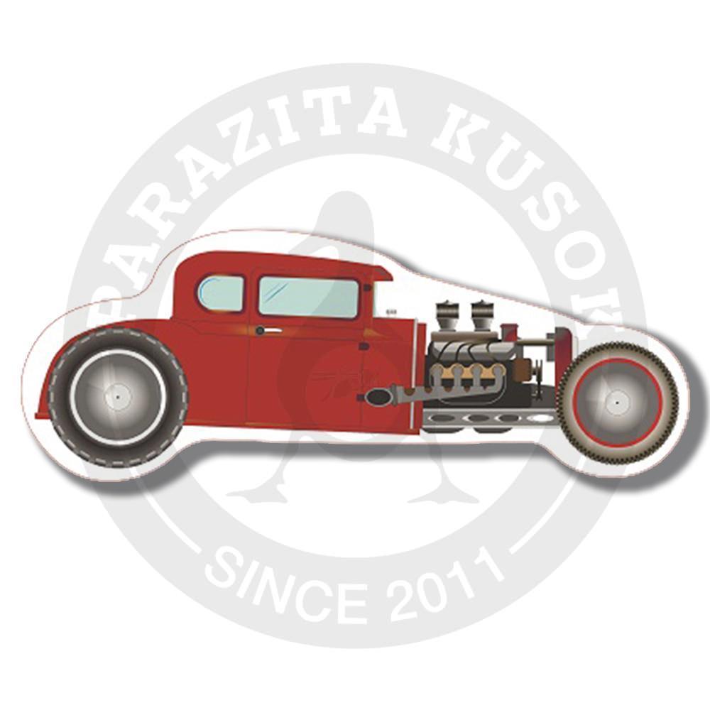 Хот род старинный автомобиль<br>