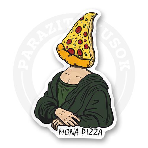 Стикер Mona Pizza<br>