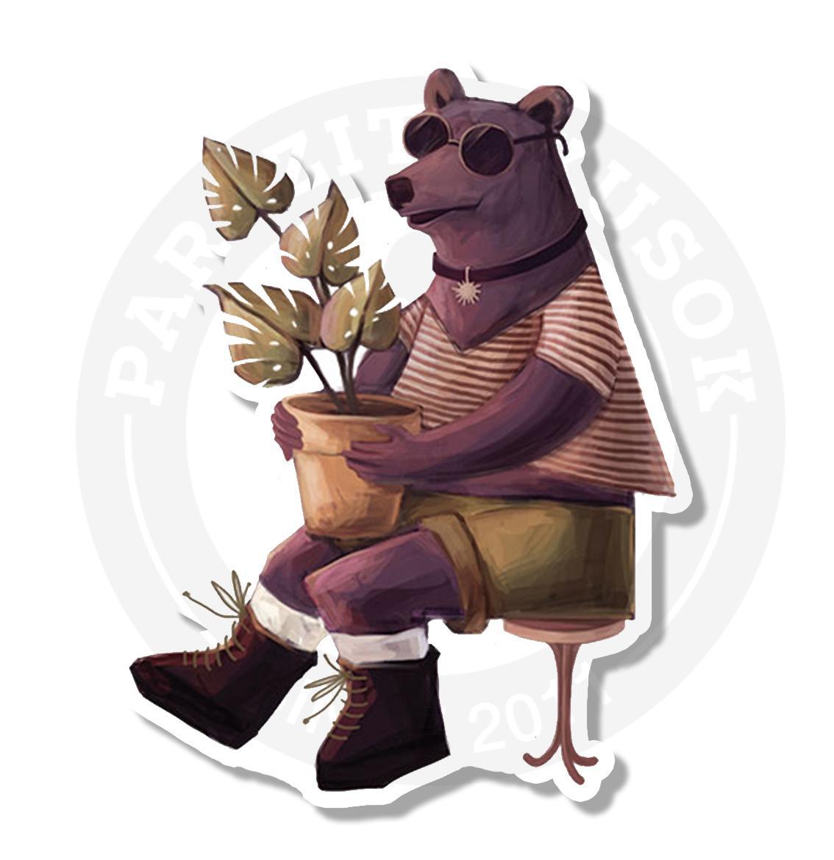 Медведица Матильда<br>