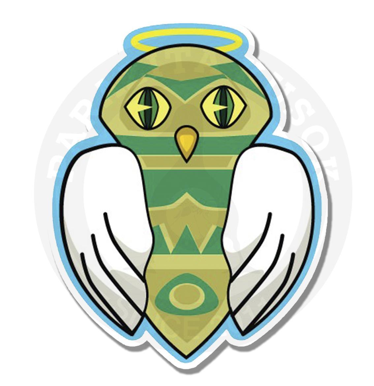 Сова ангел<br>