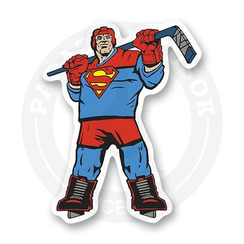 ы Супермен хоккеист<br>