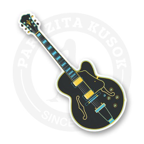 Стикер Гитара<br>