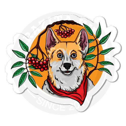 Портрет собаки<br>